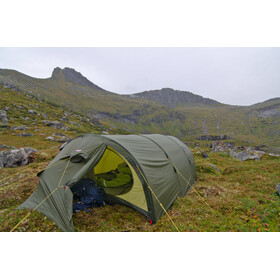 Helsport Lofoten Pro 4 Camp Teltta, green